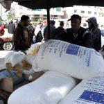 7 آلاف عائلة من أفقر العائلات على وجه الأرض في غزة