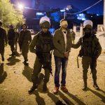 الاحتلال يعتقل 17 فلسطينيا في الضفة الغربية