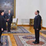 المرأة المصرية تحصل على 6 مقاعد للمرأة في مجلس الوزراء