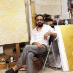 معرض للفن التشكيلي في رام الله يؤطر فكرة الحرب بين الجد واللهو