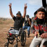 هيئة حقوقية: تشريح جثمان المقعد أبو ثريا يثبت مسؤولية إسرائيل عن قتله