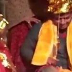 عريس يبكي بعد خطفه وإجباره على الزواج