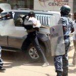 الشرطة السودانية تعتدي على متظاهري «انتفاضة الخبر»