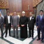 صور| رئيس مجلس الأمة الكويتي: مؤتمر الأزهر لنصرة القدس يعطي رسائل قوية حول تمسك الأمة العربية والإسلامية بالقدس وهويتها