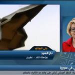 فيديو  مراسلة الغد: طائرات الاستطلاع الروسية تحلق فوق عفرين السورية