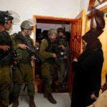 جيش الاحتلال يعتقل 23 فلسطينيا في الضفة الغربية