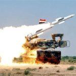 الدفاعات الجوية السورية تتصدى لأهداف معادية في سماء حمص