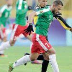 الوحدات يفوز علي الحسين إربد و يستعيد صدارة الدوري الأردني