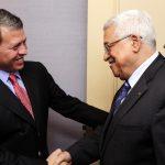 الرئيس الفلسطيني والعاهل الأردني يبحثان آخر المستجدات السياسية