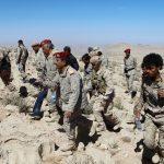 الجيش اليمني يقتل ويصيب ما يقارب من ألف مسلح من الحوثيين
