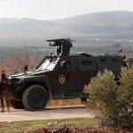 مقتل ثلاثة جنود أتراك السبت في عملية عفرين