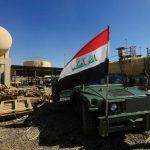 الجيش العراقي يبدأ عملية عسكرية لملاحقة فلول داعش شمال الرمادي