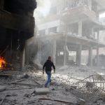 المرصد السوري: 45 قتيلا اليوم في قصف الغوطة الشرقية