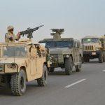 مصر.. محاكمة عسكرية لـ555 متهما من التنظيم الإرهابي بسيناء