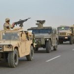 الجيش المصري ينجح في القضاء على 83 عنصرا تكفيريا في سيناء خلال الشهر الماضي
