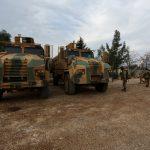 تركيا تنفي قصف منطقة عفرين بأسلحة كيميائية
