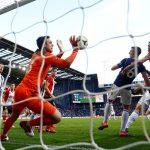 خروج وست بروميتش من كأس الاتحاد الإنجليزي عقب أسبوع من المعاناة