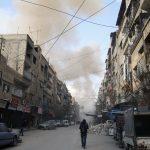 أنقرة تدعو إلى المطالبة بـ«وقف المجزرة» في الغوطة في سوريا
