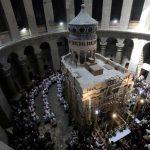 فيديو| مراسل الغد: إغلاق كنيسة القيامة يؤثر على السياحة الدينية بالقدس