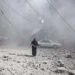 المرصد: 30 قتيلا في غارات للنظام السوري على دوما