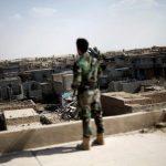 العراق يستنكر توجيه ضربات جوية لقوات تقاتل داعش