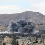 قتال عنيف في الغوطة الشرقية والأسد يواصل الهجوم