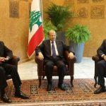 رئيس لبنان يحث إنهاء الاحتجاجات لإنقاذ البلاد من الأزمة المالية