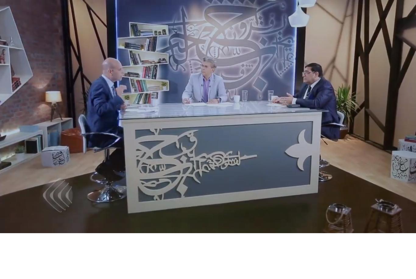 «يتفكرون».. خالد منتصر يناقش «لعبة أسلمة الاقتصاد» مع نادر حمامي وعبد الخالق فاروق   قناة الغد