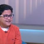 فيديو| مؤمن علي.. يحصد جائزة المدارس المصرية في إلقاء الشعر