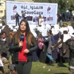 فيديو  استغاثة أطفال غزة للعالم لإنقاذهم من الأوضاع المعيشية المتدهورة