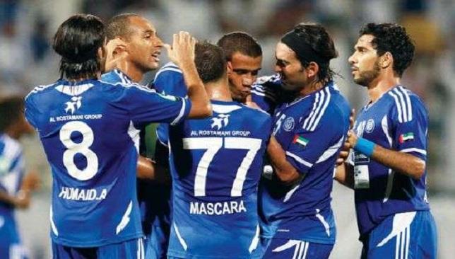 مارسيلو دا سيلفا يقود النصر للفوز علي عجمان بالدوري الإماراتي   قناة الغد