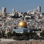 انفوجرافيك  (CNN) تحدد الموقع المرتقب للسفارة الأمريكية في القدس