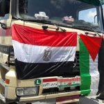 فيديو| استمرار المساعدات المصرية إلى غزة
