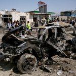 40 مصابا في تفجير سيارة مفخخة بكابول
