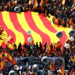 المحكمة الدستورية في إسبانيا تعرقل أحدث محاولة لاستقلال كتالونيا
