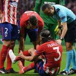 الإصابة تنهي موسم فيليبي لويس مع أتليتيكو مدريد وشكوك حول لحاقه بكأس العالم