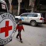 إنفوجرافيك| خريطة المساعدات الإنسانية حول العالم