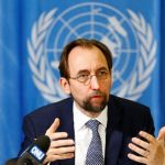 المفوض الأممي لحقوق الإنسان: ضعوا حدا للاحتلال الإسرائلي وسيختفي العنف