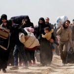 المرصد: أكثر من 12 ألف مدني فروا من القتال في جنوب غرب سوريا