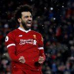 فيديو  جماهير ليفربول تتغنى بمحمد صلاح بعد الفوز على روما