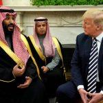 ولي العهد السعودي:  القوات الأمريكية يجب أن تبقى في سوريا