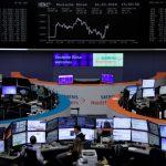 تراجع واسع النطاق للأسهم الأوروبية قبيل اجتماع البنك المركزي