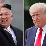 ترامب يجري محادثات مع زعيم كوريا الشمالية في مايو أو يونيو
