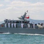البحرية التونسية تنقذ 25 مهاجرًا غير قانوني