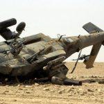 الجيش الأمريكي يعلن مقتل جميع أفراد مروحيته التي تحطمت غربي العراق