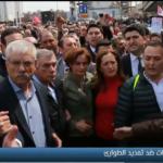 فيديو| احتجاجات في ميادين تركيا رفضا لتمديد الطوارئ للمرة السابعة