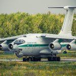 لحظة سقوط طائرة عسكرية  جزائرية بالقرب من مطار بوفاريك