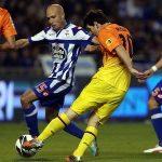 برشلونة يحتاج نقطة من مواجهة ديبورتيفو لاكورونا ليتوج بلقب الدوري الإسباني