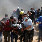 شهيدان فلسطينيان برصاص الاحتلال شرق خان يونس