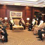 النائب العام السعودي يلتقي نظيره المصري لبحث سبل التعاون